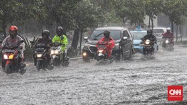 BPS Ingatkan Potensi Musim Hujan Hambat Distribusi Barang