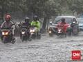 BMKG: Jakarta Bakal Hujan Lebat, Sumbar-Bengkulu Siaga Banjir