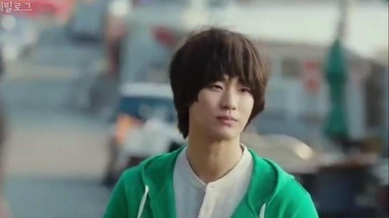 Kim Soo Hyun, crash landing on you