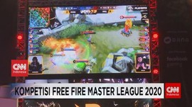 VIDEO: Garena Gelar Free Fire Master League 2020