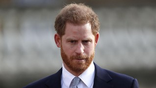 Pangeran Harry Akan Terbitkan Memoar