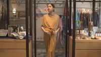 <p>Ketika mengandung Surinala, Putri Marino tetap langsing dan tampil modis. (Foto: Instagram @putrimarino)</p>