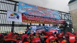 Bertemu KSPI, DPR Janji Libatkan Buruh Bahas Omnibus Law