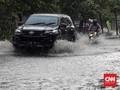 Banjir Bandung Sebabkan Dua Rumah Warga Roboh