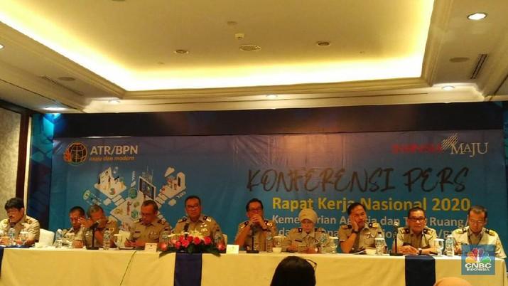 Ibu Kota Pindah, Tahap Awal Pembangunan Seluas 6 Ribu Hektare