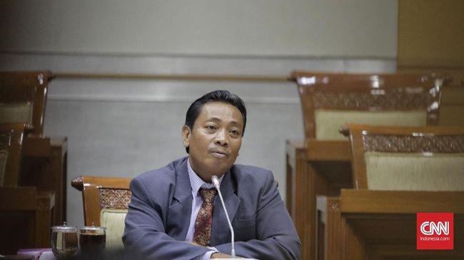 Calon Hakim ad hoc Tindak Pidana Korupsi Ansori setuju dengan penerapan hukuman mati untuk koruptor.