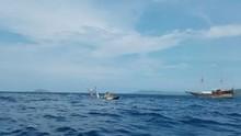 Perahu Wisatawan Terbalik di Waduk Kedungombo, 9 Orang Hilang