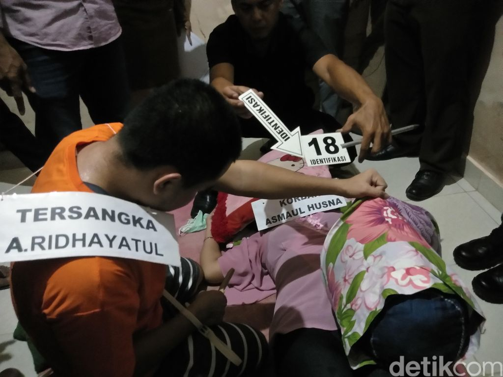Polisi Dalami Curhat Pemerkosaan Mahasiswi UIN Makassar yang Dibunuh Kekasih