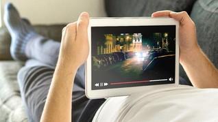 Imbauan Kerja di Rumah, Streaming di Indonesia Naik 60 Persen