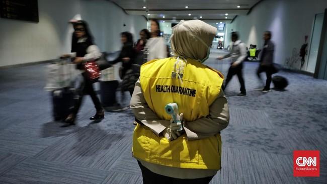 Imigrasi Klaim 153 WN China Masuk RI Telah Sesuai Aturan