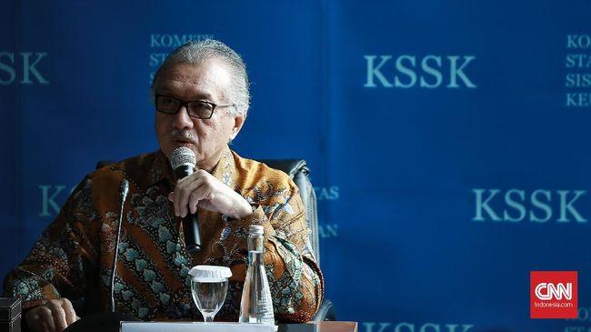 Ketua LPS Halim Alamsyah mengatakan penerbitan surat utang akan menjadi opsi tambahan untuk mencari dana di tengah ketidakpastian ekonomi.
