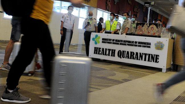 Oknum TNI di Bandara Soetta diduga membantu selebgram Rachel Vennya untuk kabur dari proses karantina seusai tiba dari Amerika Serikat.