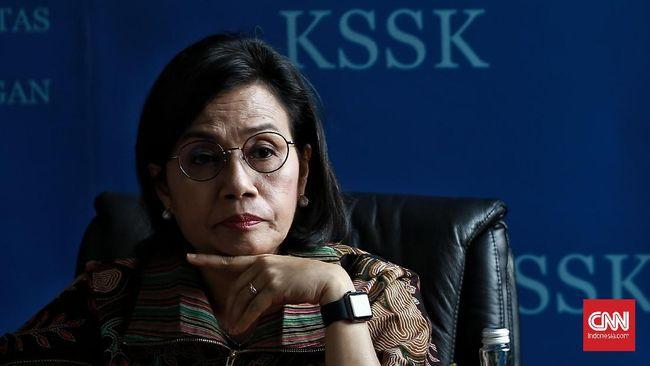 Menkeu Sri Mulyani meminta DPR memprioritaskan pembahasan omnibus law bidang keuangan.