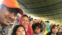 <p>Kita doakan semoga Yenny Wahid dan keluarga sehat selalu. (Foto: Instagram @yennywahid)</p>