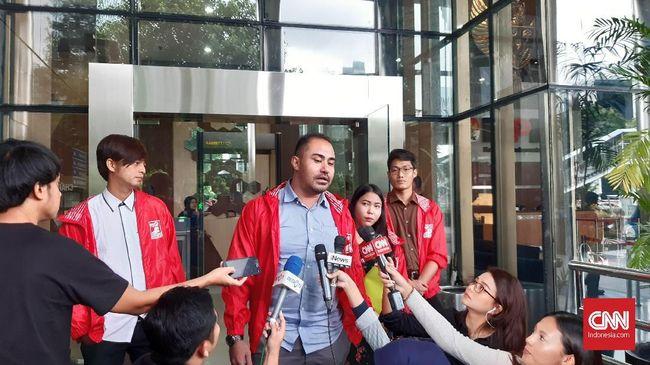 PSI menduga kontraktor revitalisasi Monas PT Bahana Prima Nusantara hanya perusahaan kertas atau bendera berdasarkan lokasi kantor tersebut di sebuah gang.