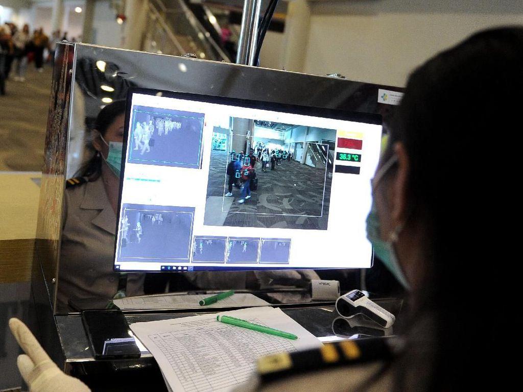Indonesia Mulai Waspadai Masuknya Virus Corona