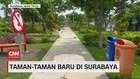 VIDEO: Taman-taman Baru di Surabaya