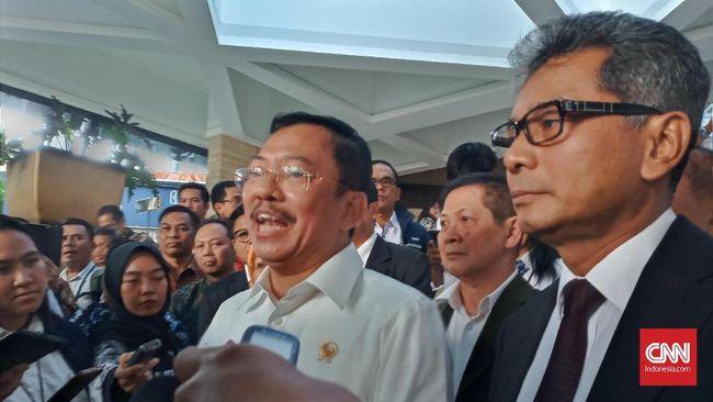 Menkes Terawan Agus Putranto menegaskan virus Corona belum masuk ke Indonesia.