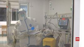 VIDEO: Curahan Hati Perawat China Rawat Pasien Virus Corona