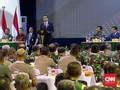 Rapat Kemenhan, Jokowi Tegaskan Ingin Usia Pensiun TNI Naik