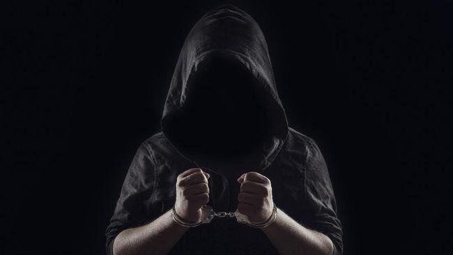 Adult, Adults Only, Arrest, black background, hacker