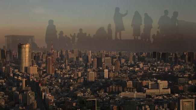 Jelang Olimpiade Tokyo 2020, pemerintah Jepang mengujicoba rute penerbangan baru melintasi pusat kota Tokyo.