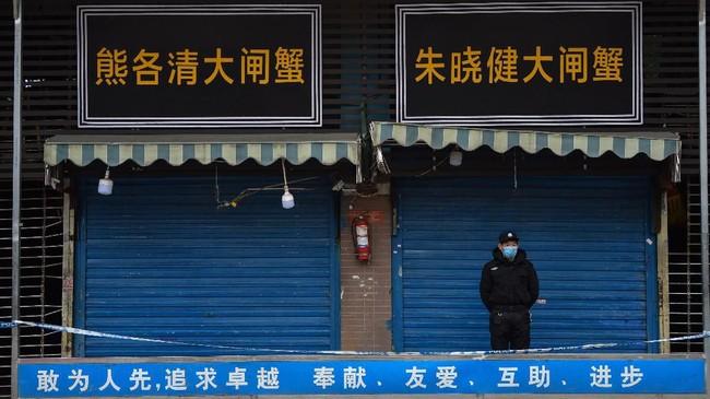 Pemerintah China menutup seluruh akses masuk dan keluar Kota Wuhan untuk mencegah penyebaran wabah virus corona.