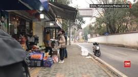 VIDEO: Aktivitas Normal Meski Kota Wuhan Ditutup Akibat Virus