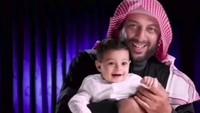 <p>Semoga keluarga Syekh Ali Jaber selalu harmonis dan diberi kesehatan. (Foto: Instagram @syekh.alijaber)</p>