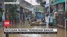 VIDEO: Ratusan Rumah di Bandung Terendam Banjir