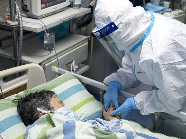 Melihat Penanganan Pasien Virus Corona di China