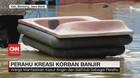 VIDEO: Perahu Kreasi Korban Banjir