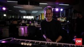 Taktik Fariz RM Perkaya Referensi Musik dengan Kolaborasi