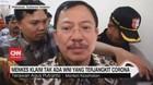 VIDEO: Menkes Klaim Tak Ada WNI yang Terjangkit Corona