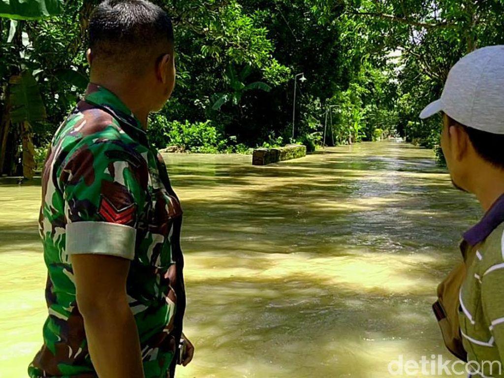 Banjir Rendam Lima Dusun di Kabupaten Pekalongan