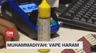 VIDEO: Muhammadiyah: Vape Haram