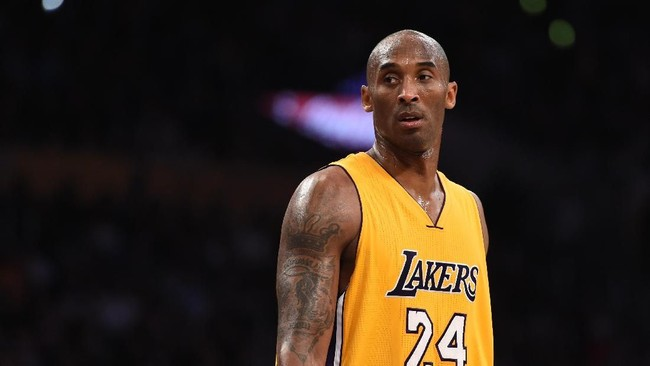 Tampilan Spesial Hall of Fame untuk Kobe Bryant
