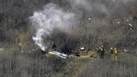 Kronologi Kecelakaan Helikopter Kobe Bryant