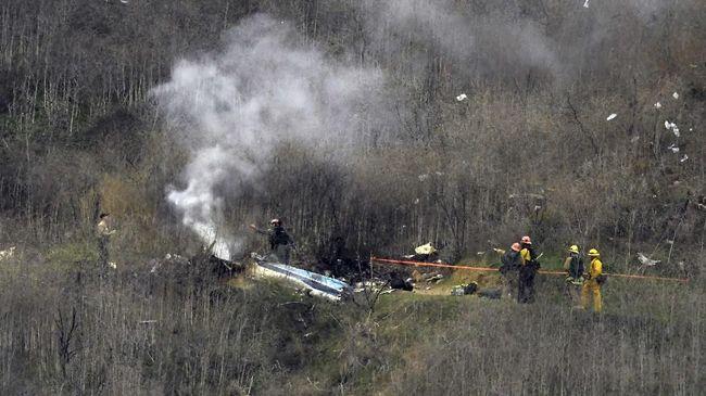 Sejumlah fakta baru muncul terkait kecelakaan helikopter Sikorsky S-76B yang menewaskan legenda NBA Kobe Bryant, Minggu (26/1) pagi waktu setempat.