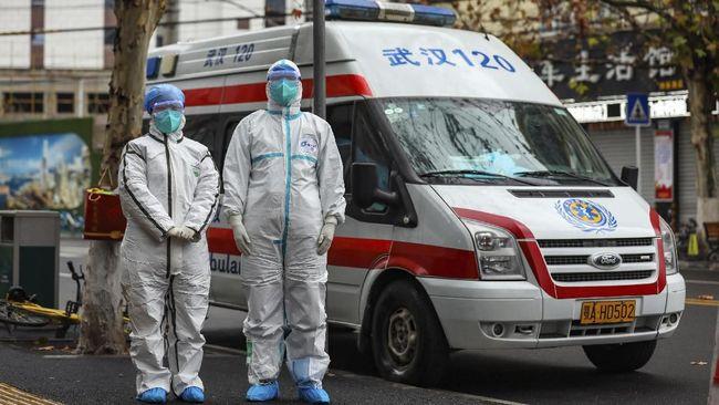 Korban meninggal akibat virus corona di China bertambah menjadi 131 orang per hari ini. Korban bertambah setelah ditemukan 25 kematian dan 840 kasus baru.