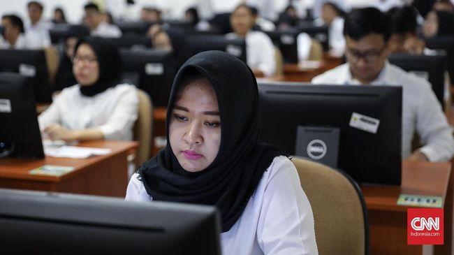Cara Cetak Kartu Ujian Skd Cpns 2021