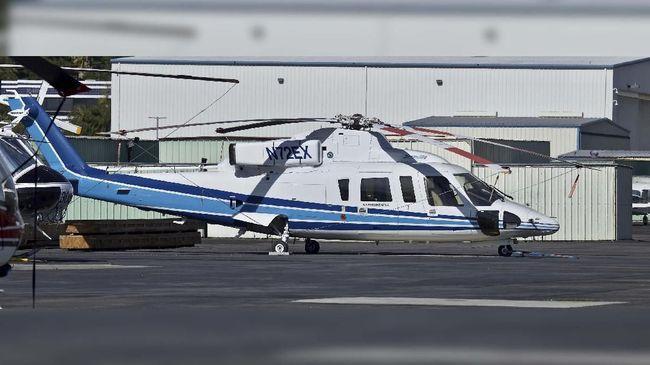 Penyelidik sudah tiba di California untuk memastikan penyebab kecelakaan helikopter yang menewaskan mantan pebasket Kobe Bryant.