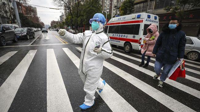 Pemerintah China mengumumkan akan mencabut status lockdown Provinsi Hubei, termasuk Kota Wuhan yang menjadi pusat penyebaran virus corona.