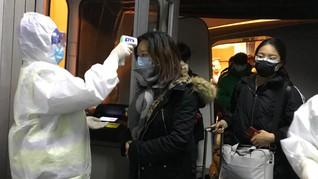 Tak Lagi Tes Darah, China Pakai CT Scan Deteksi Virus Corona