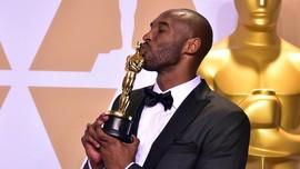 Kobe Bryant, Atlet Pertama yang Sabet Piala Oscar