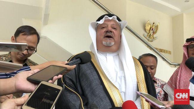 Dubes Saudi untuk Indonesia, Syekh Essam bin Abed Al-Thaqafi, menegaskan bahwa RI membatalkan pemberangkatan haji bukan hubungan kedua negara yang kurang baik.