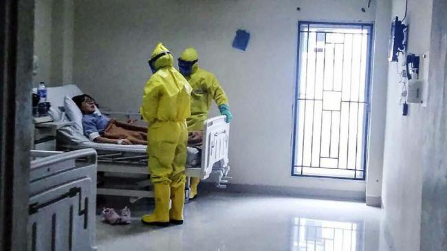 Hingga Jumat (3/4), jumlah pasien positif Virus Corona di Indonesia mencapai 1.986 kasus, dengan korban jiwa 181 orang, dan 134 orang sembuh.