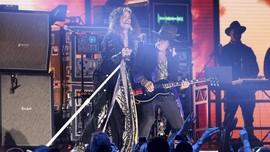 Kalah di Pengadilan, Mantan Drummer Rujuk dengan Aerosmith