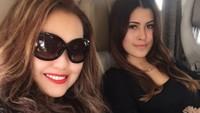 <p>Liburan ke Bali, salah satu <em>quality time</em> Bunda Cindy dan Sabrina. [Foto: Instagram @cindyclaudiaofficial]</p>