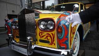FOTO: Rolls Royce Phantom Milik John Lennon